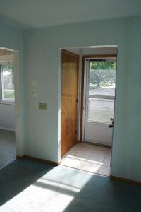 Fehér ajtó a jó  választás