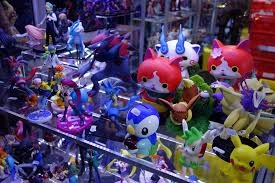 Pokemon figurák