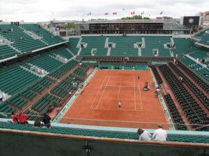 A legnagyobb salakpályás tenisztorna helyszíne