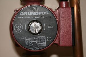Grundfos szivattyú