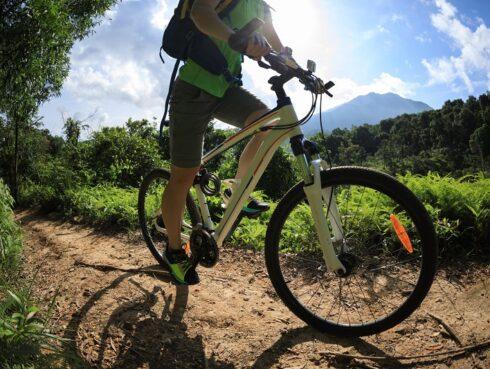 cross trekkin kerékpár jellemzői