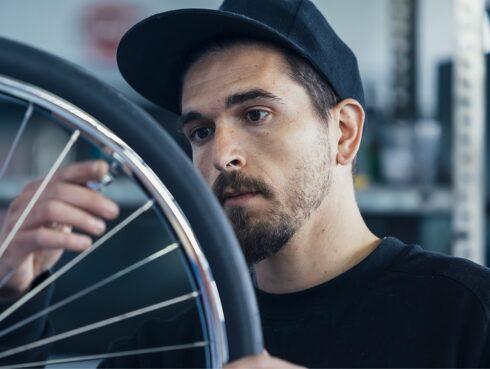 milyen az ideális kerékpár guminyomás?