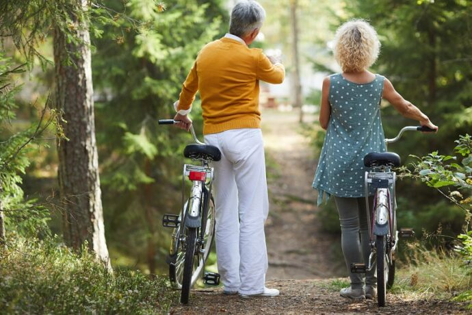 biciklizés hatása az izületekre