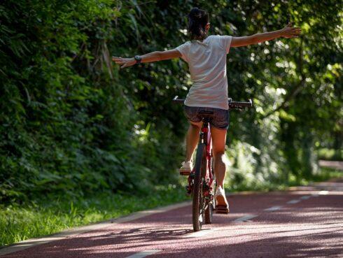 a biciklizés hatása és előnyei