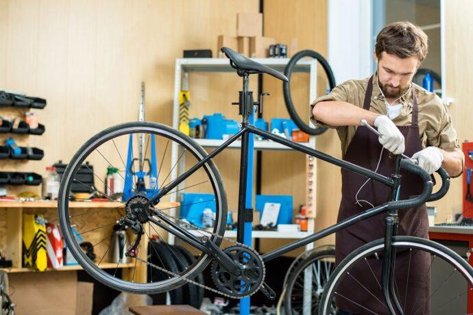 bicikli beállítás