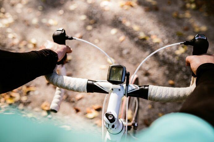kerékpár kormány fogás