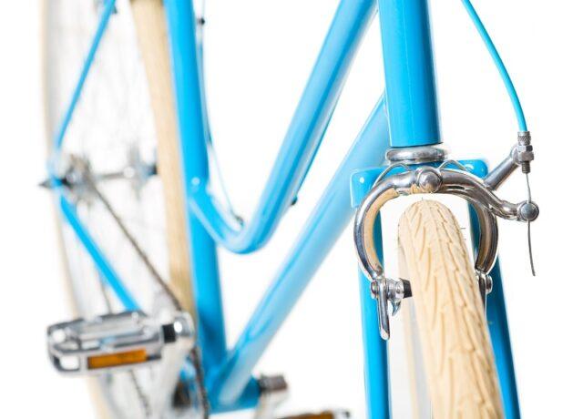 egy forgáspontos kerékpár fék fajta