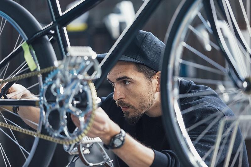 kerékpár lánc tisztítás házilag